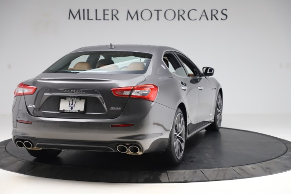 New 2019 Maserati Ghibli S Q4 GranLusso for sale $98,095 at Bentley Greenwich in Greenwich CT 06830 7