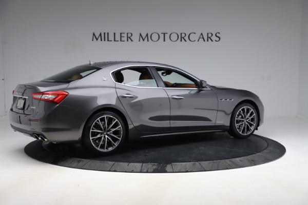 New 2019 Maserati Ghibli S Q4 GranLusso for sale $98,095 at Bentley Greenwich in Greenwich CT 06830 8