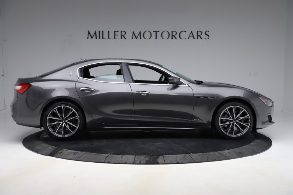 New 2019 Maserati Ghibli S Q4 GranLusso for sale $98,095 at Bentley Greenwich in Greenwich CT 06830 9
