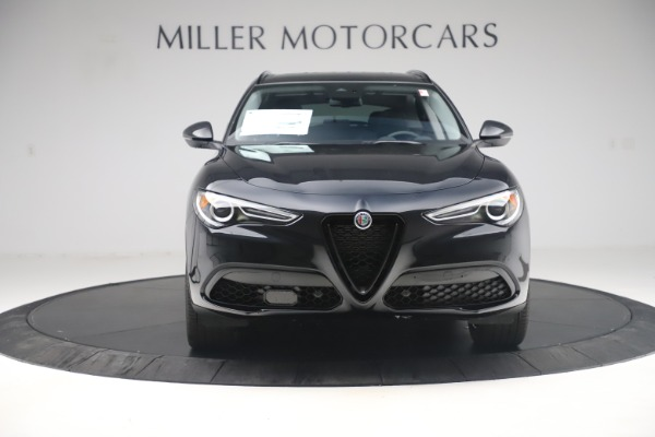 New 2019 Alfa Romeo Stelvio Sport Q4 for sale Sold at Bentley Greenwich in Greenwich CT 06830 12