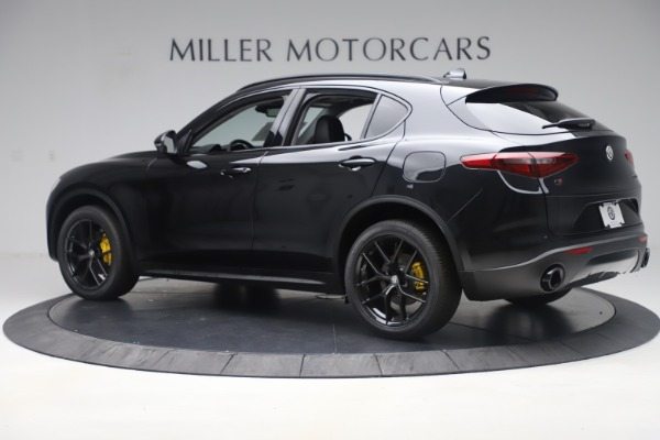 New 2019 Alfa Romeo Stelvio Sport Q4 for sale $53,565 at Bentley Greenwich in Greenwich CT 06830 4
