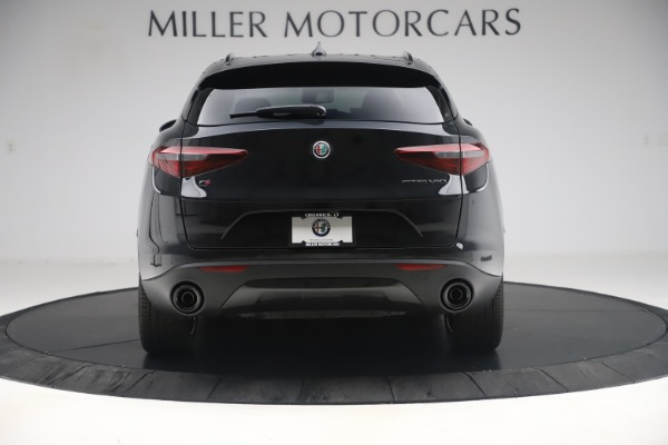 New 2019 Alfa Romeo Stelvio Sport Q4 for sale Sold at Bentley Greenwich in Greenwich CT 06830 6