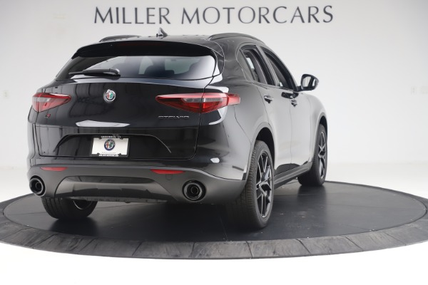 New 2019 Alfa Romeo Stelvio Sport Q4 for sale $53,565 at Bentley Greenwich in Greenwich CT 06830 7