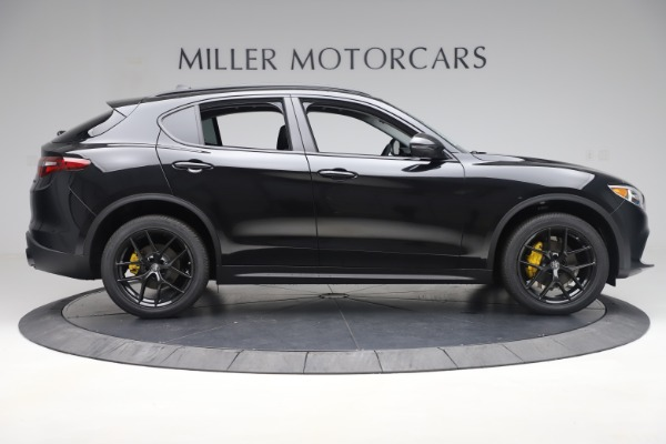New 2019 Alfa Romeo Stelvio Sport Q4 for sale $53,565 at Bentley Greenwich in Greenwich CT 06830 9