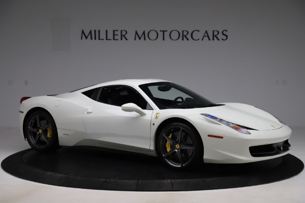 Used 2013 Ferrari 458 Italia for sale $186,900 at Bentley Greenwich in Greenwich CT 06830 10