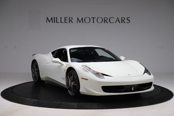 Used 2013 Ferrari 458 Italia for sale $186,900 at Bentley Greenwich in Greenwich CT 06830 11