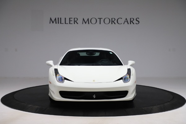 Used 2013 Ferrari 458 Italia for sale $186,900 at Bentley Greenwich in Greenwich CT 06830 12