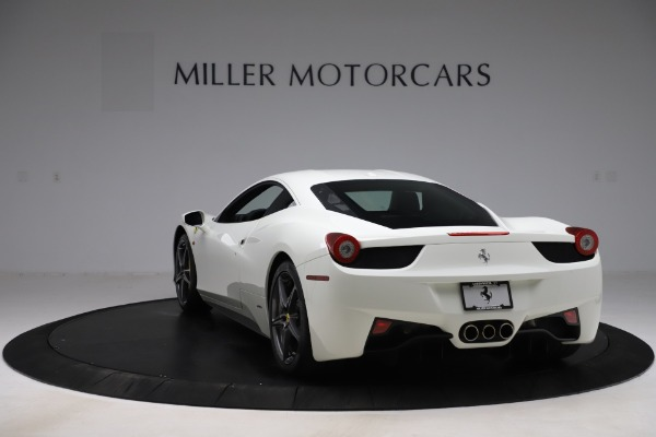 Used 2013 Ferrari 458 Italia for sale $186,900 at Bentley Greenwich in Greenwich CT 06830 5