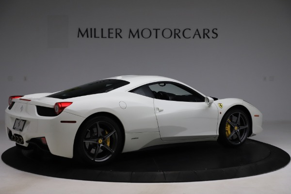 Used 2013 Ferrari 458 Italia for sale $186,900 at Bentley Greenwich in Greenwich CT 06830 8