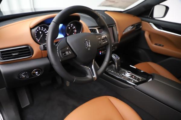 New 2020 Maserati Levante Q4 for sale $79,935 at Bentley Greenwich in Greenwich CT 06830 13