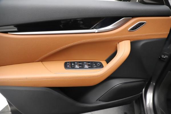 New 2020 Maserati Levante Q4 for sale $79,935 at Bentley Greenwich in Greenwich CT 06830 17