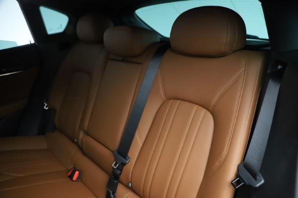 New 2020 Maserati Levante Q4 for sale $79,935 at Bentley Greenwich in Greenwich CT 06830 18