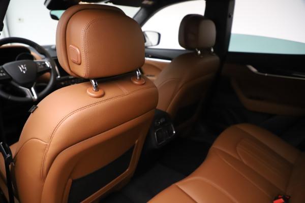 New 2020 Maserati Levante Q4 for sale $79,935 at Bentley Greenwich in Greenwich CT 06830 20