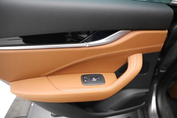 New 2020 Maserati Levante Q4 for sale $79,935 at Bentley Greenwich in Greenwich CT 06830 21