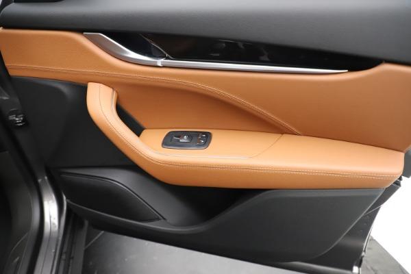 New 2020 Maserati Levante Q4 for sale $79,935 at Bentley Greenwich in Greenwich CT 06830 25