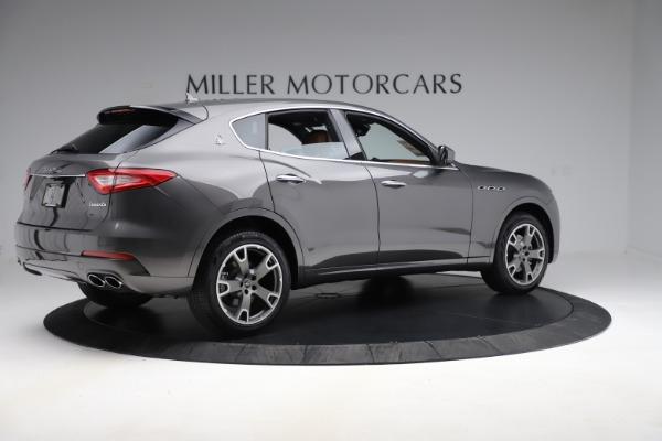New 2020 Maserati Levante Q4 for sale $79,935 at Bentley Greenwich in Greenwich CT 06830 8