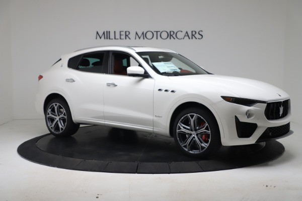 New 2020 Maserati Levante S Q4 GranSport for sale $101,085 at Bentley Greenwich in Greenwich CT 06830 10