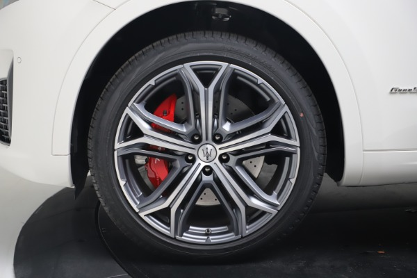 New 2020 Maserati Levante S Q4 GranSport for sale $101,085 at Bentley Greenwich in Greenwich CT 06830 16