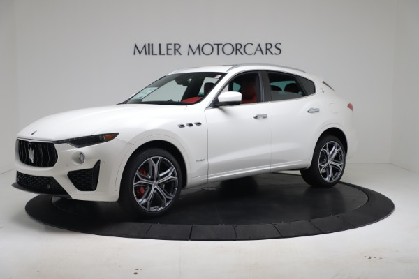 New 2020 Maserati Levante S Q4 GranSport for sale $101,085 at Bentley Greenwich in Greenwich CT 06830 2