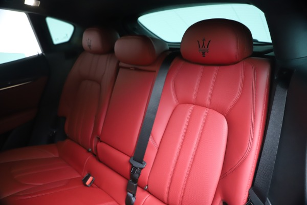 New 2020 Maserati Levante S Q4 GranSport for sale $101,085 at Bentley Greenwich in Greenwich CT 06830 22