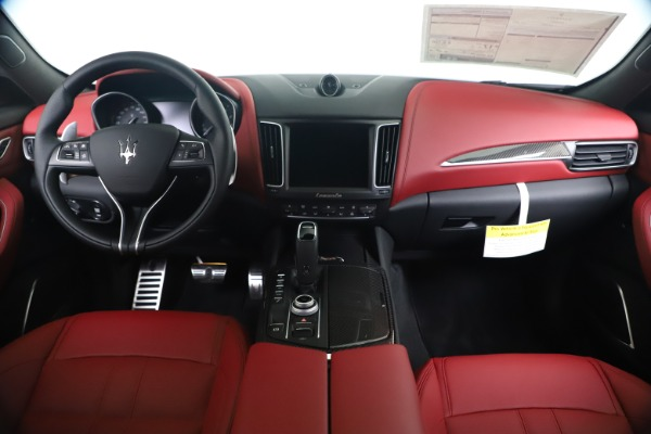 New 2020 Maserati Levante S Q4 GranSport for sale $101,085 at Bentley Greenwich in Greenwich CT 06830 27
