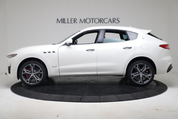 New 2020 Maserati Levante S Q4 GranSport for sale $101,085 at Bentley Greenwich in Greenwich CT 06830 3