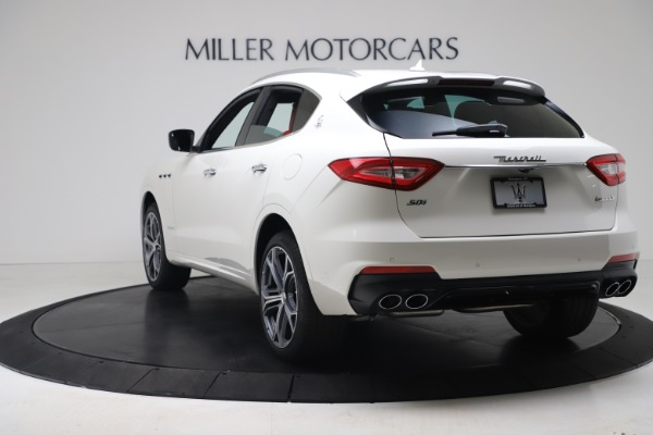 New 2020 Maserati Levante S Q4 GranSport for sale $101,085 at Bentley Greenwich in Greenwich CT 06830 5