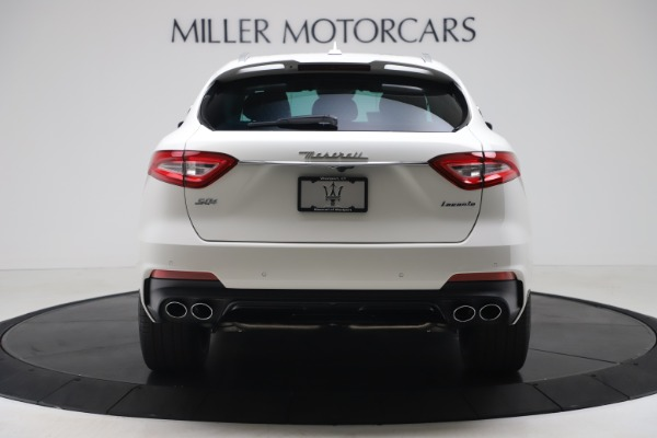 New 2020 Maserati Levante S Q4 GranSport for sale $101,085 at Bentley Greenwich in Greenwich CT 06830 6