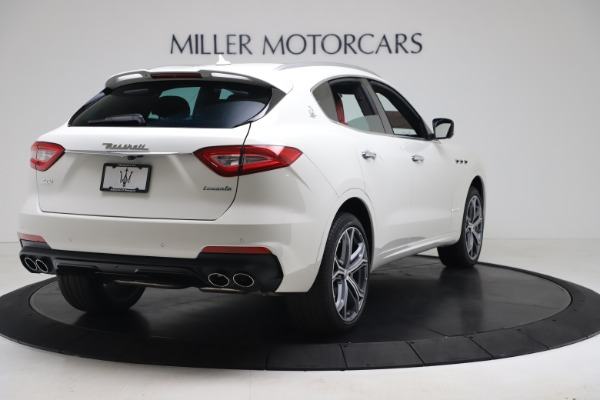 New 2020 Maserati Levante S Q4 GranSport for sale $101,085 at Bentley Greenwich in Greenwich CT 06830 7