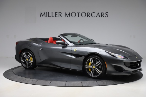Used 2019 Ferrari Portofino for sale $231,900 at Bentley Greenwich in Greenwich CT 06830 10
