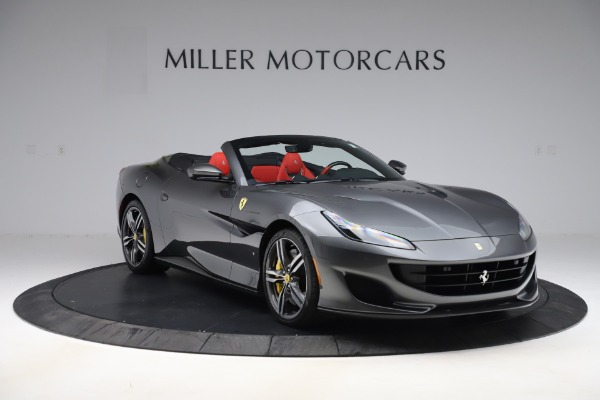 Used 2019 Ferrari Portofino for sale $231,900 at Bentley Greenwich in Greenwich CT 06830 11