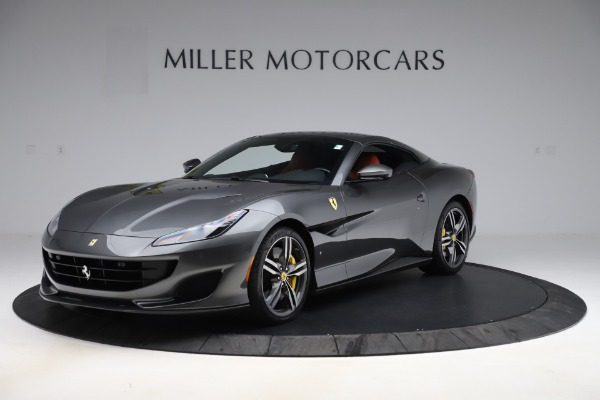 Used 2019 Ferrari Portofino for sale $231,900 at Bentley Greenwich in Greenwich CT 06830 13