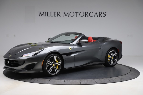 Used 2019 Ferrari Portofino for sale $231,900 at Bentley Greenwich in Greenwich CT 06830 2