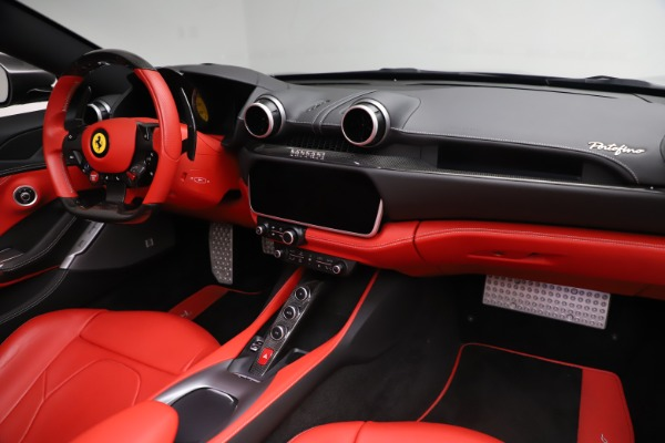 Used 2019 Ferrari Portofino for sale $231,900 at Bentley Greenwich in Greenwich CT 06830 21