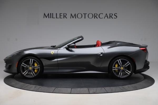 Used 2019 Ferrari Portofino for sale $231,900 at Bentley Greenwich in Greenwich CT 06830 3
