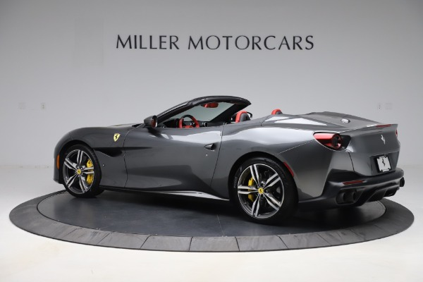 Used 2019 Ferrari Portofino for sale $231,900 at Bentley Greenwich in Greenwich CT 06830 4