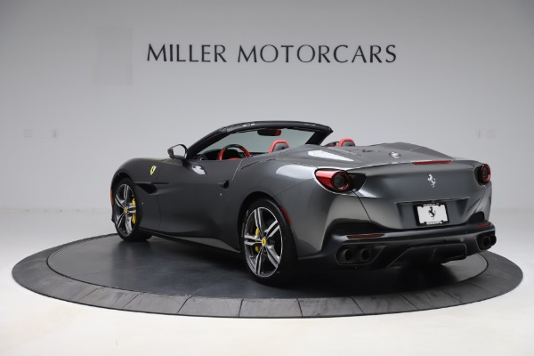 Used 2019 Ferrari Portofino for sale $231,900 at Bentley Greenwich in Greenwich CT 06830 5