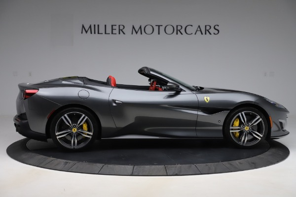 Used 2019 Ferrari Portofino for sale $231,900 at Bentley Greenwich in Greenwich CT 06830 9