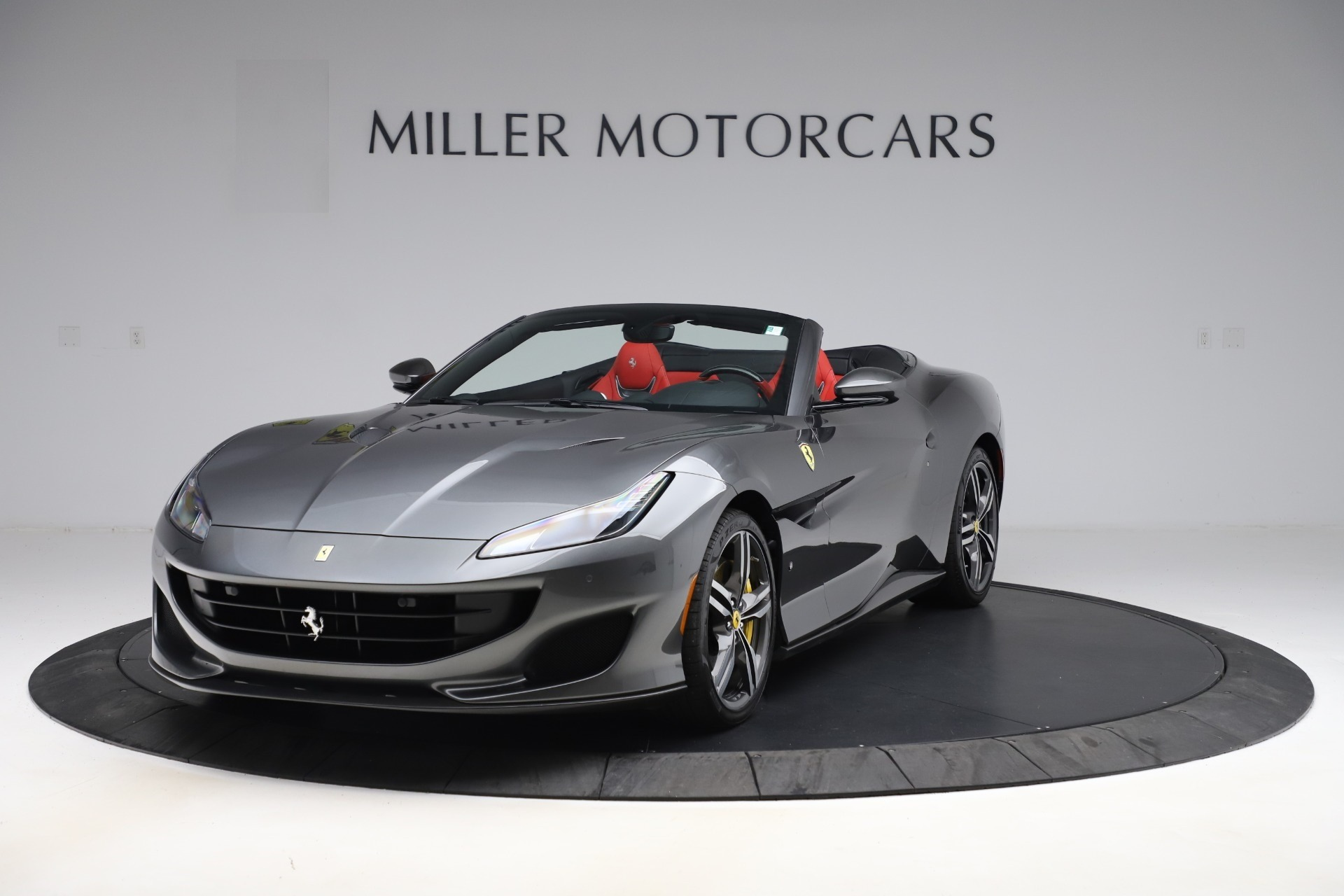 Used 2019 Ferrari Portofino for sale $231,900 at Bentley Greenwich in Greenwich CT 06830 1