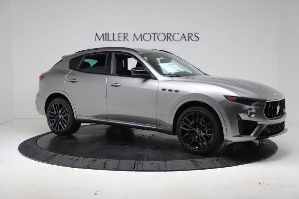 New 2020 Maserati Levante S Q4 GranSport for sale Sold at Bentley Greenwich in Greenwich CT 06830 10