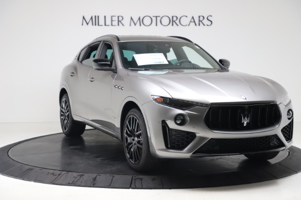 New 2020 Maserati Levante S Q4 GranSport for sale Sold at Bentley Greenwich in Greenwich CT 06830 11