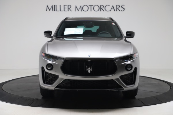 New 2020 Maserati Levante S Q4 GranSport for sale Sold at Bentley Greenwich in Greenwich CT 06830 12