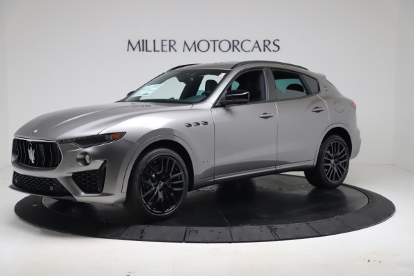 New 2020 Maserati Levante S Q4 GranSport for sale Sold at Bentley Greenwich in Greenwich CT 06830 2