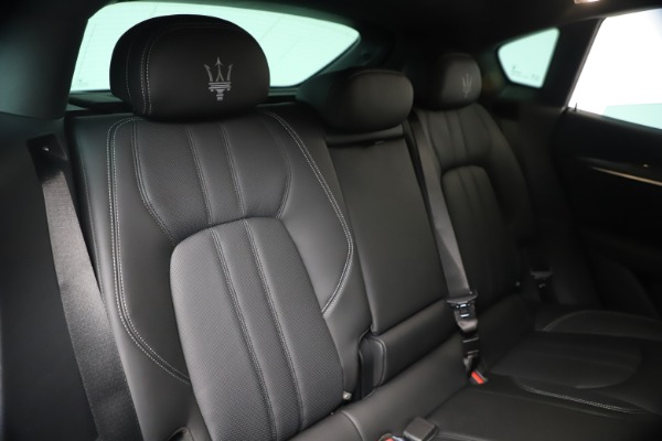 New 2020 Maserati Levante S Q4 GranSport for sale Sold at Bentley Greenwich in Greenwich CT 06830 26