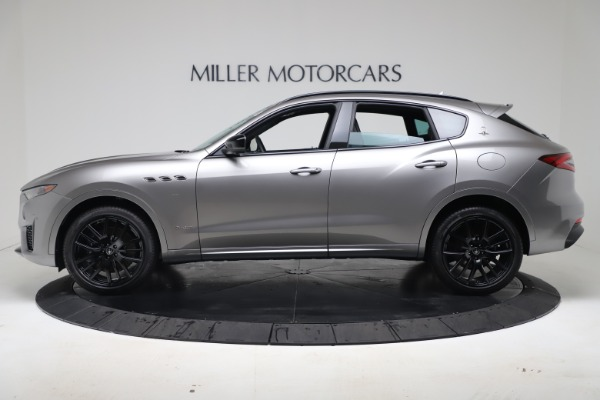 New 2020 Maserati Levante S Q4 GranSport for sale Sold at Bentley Greenwich in Greenwich CT 06830 3