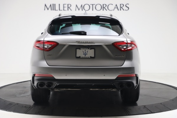 New 2020 Maserati Levante S Q4 GranSport for sale Sold at Bentley Greenwich in Greenwich CT 06830 6
