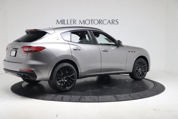 New 2020 Maserati Levante S Q4 GranSport for sale Sold at Bentley Greenwich in Greenwich CT 06830 8