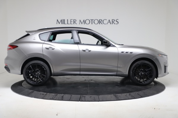 New 2020 Maserati Levante S Q4 GranSport for sale Sold at Bentley Greenwich in Greenwich CT 06830 9