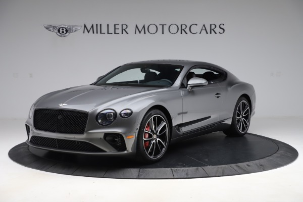 New 2020 Bentley Continental GT W12 for sale Sold at Bentley Greenwich in Greenwich CT 06830 2