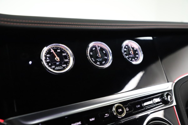 Used 2020 Bentley Continental GT W12 for sale $269,900 at Bentley Greenwich in Greenwich CT 06830 24